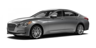 2016 Hyundai Genesis 3.8L (Parisian Gray)