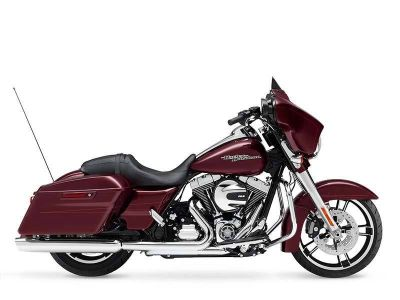2014 Harley-Davidson Street Glide Special Touring Motorcycles Saint Michael, MN