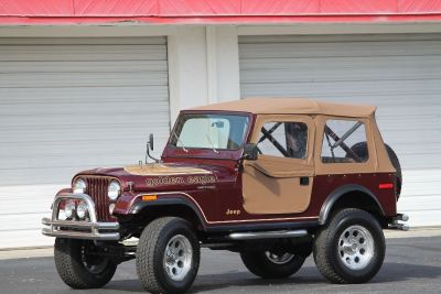 1979 Jeep Golden Eagle Sold CJ-7 Sold