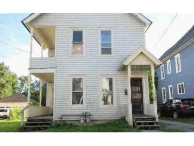 3 Bed 2 Bath Foreclosure Property in Gloversville, NY 12078 - 6th St