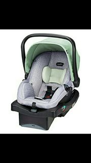 Baby Bundle (carseat+baby carriers)