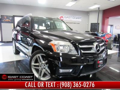 2011 Mercedes-Benz GLK-Class GLK350 4MATIC (Obsidian Black Metallic)