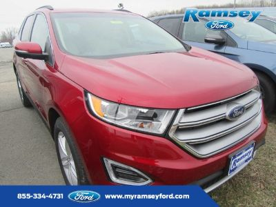 2018 Ford Edge SEL (Ruby Red Metallic Tinted Clearcoat)