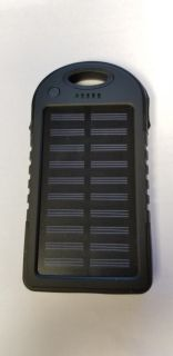 Solar Waterproof Mobile Phone Charger