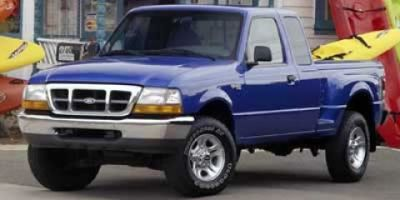 2000 Ford Ranger XL (Blue)