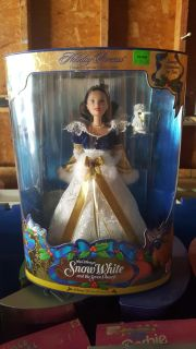 Holiday Special Snow White
