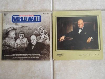 The Sounds and Voices of World War II/ The Voice of Winston Churchill