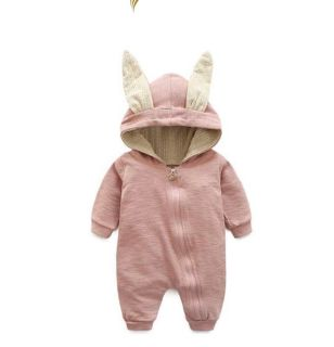 Bunny onesie (long ears)
