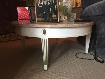 End tables, coffee table