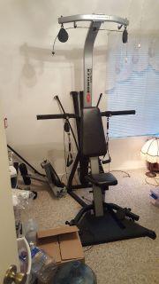 BOFLEX xceed plus home gym