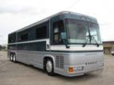 1990 Newell Model 410 41 Ft Turbo Diesel Pusher Motorhome