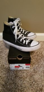 Converse High Tops - Size 3