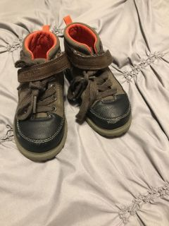 Carters brand toddler boy shoes