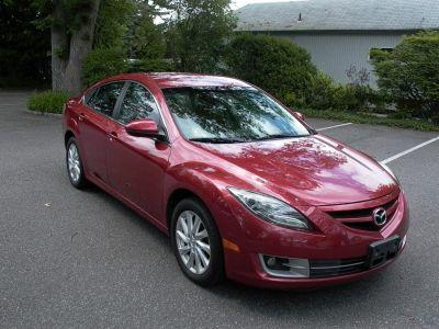 2012 Mazda Mazda6 i Touring (Fireglow Red)