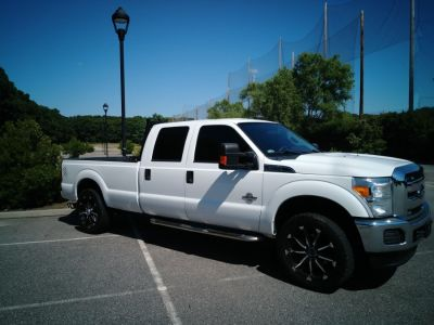 2014 Ford RSX King Ranch (White Platinum Metallic Tri-Coat)