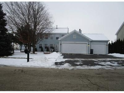 4 Bed 2.5 Bath Foreclosure Property in Belvidere, IL 61008 - Everett Ave