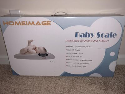 Homeimage Baby Scale