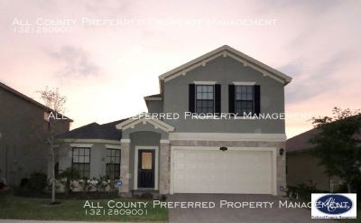 Gorgeous 4 bed/3.5 bath Viera Pool Home