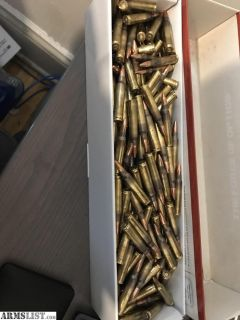 For Sale: American Eagle 5.56x45 55gr