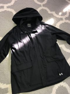 Under Armour spring/fall coat! XL