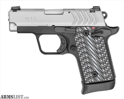 For Sale: Springfield 911 Stainless 380 Auto Nights 2 Mags