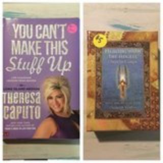 Long Island Medium book + Oracle cards
