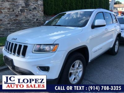 2014 Jeep Grand Cherokee Laredo (Bright White Clearcoat)