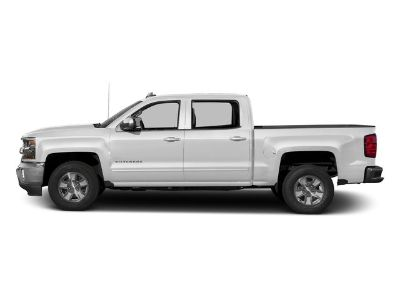 2016 Chevrolet Silverado 1500 LT (Summit White)