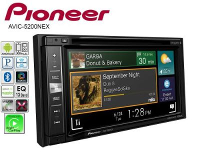 Find Pioneer Double Din DVD CD Player Car Pandora Android AUX Iphone USB Bluetooth motorcycle in Oliver Springs, Tennessee, United States, for US $749.99