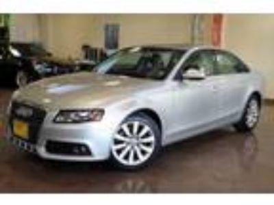 Used 2010 Audi A4 2.0T Premium Plus quattro Sdn