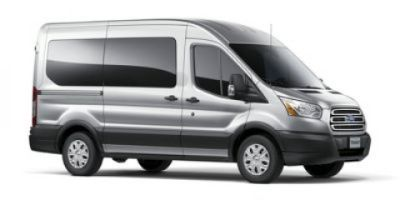2018 Ford Transit-350 XL w/Sliding Pass-Side Cargo D (Shadow Black)