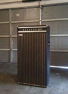 """$350 Vintage Combo Amp Kustom Kasino 2x15 50"""" tall"""