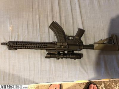 For Sale: CMMG Mutant Ar15 7.62x39
