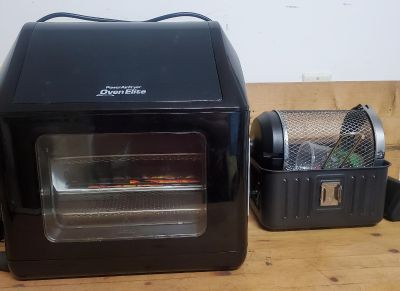 Power Air Fryer Oven Elite with Accessories