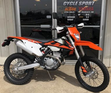 2018 KTM 500 EXC-F Dual Purpose Motorcycles Hobart, IN