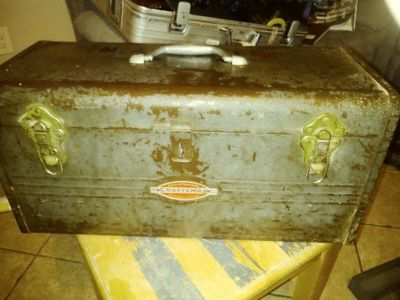 Vintage/ Antique Tool Boxes