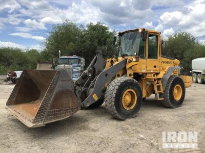 2006 (unverified) Volvo L90E Wheel Loader