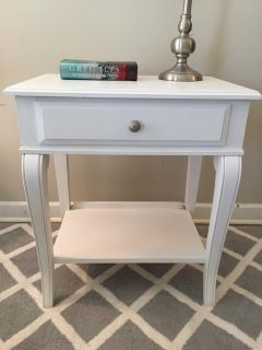 Ethan Allen Swedish Home side table