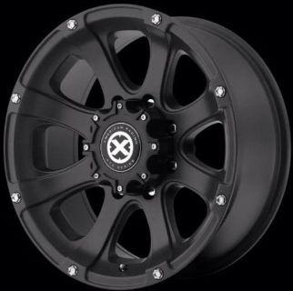 Buy 18 inch 18x8 American Racing ATX Ledge teflon wheel rim 5x4.5 5x114.3 +35 motorcycle in Bethel, Ohio, United States, for US $95.00