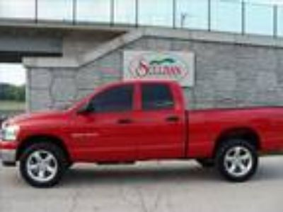 Used 2006 DODGE RAM 1500 QUAD ST For Sale