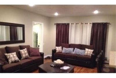 Move-in condition, 3 bedroom 2 bath. Washer/Dryer Hookups!