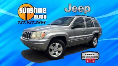 2001 Jeep Grand Cherokee Limited ()