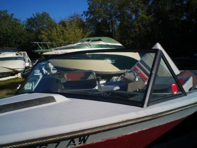 Buy 1985 Ski Nautique Correct Craft widnshield. Parting out boat motorcycle in Antioch, Illinois, United States