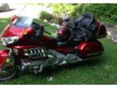 2008 Honda GL1800-Goldwing Touring in King Ferry, NY
