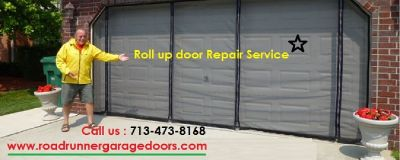 Roll up Door Repair and Installation | Only at $26.95