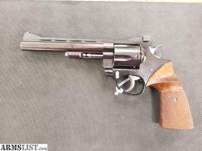 For Sale: Used Korth Sport Custom Revolver in .357 Magnum