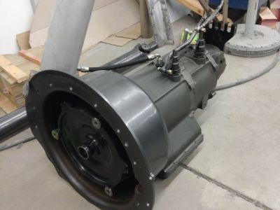 3-Speed Lenco Drive & Coan Converter