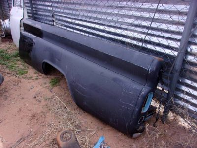 1966 Chevy / GMC Truck Bed Quarter Panels