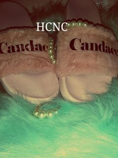 Personalized your furry slippers !