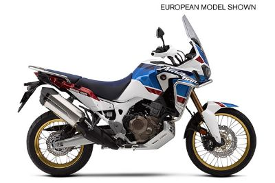 2018 Honda Africa Twin Adventure Sports Dual Purpose Motorcycles Bennington, VT